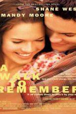 دانلود زیرنویس فیلم A Walk to Remember 2002