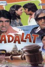 دانلود زیرنویس فیلم Adalat 1976