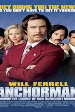 دانلود زیرنویس فیلم Anchorman: The Legend of Ron Burgundy 2004
