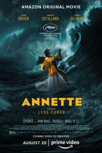دانلود زیرنویس فیلم Annette 2021