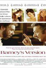 دانلود زیرنویس فیلم Barney's Version 2010