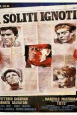 دانلود زیرنویس فیلم Big Deal on Madonna Street 1958