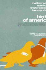دانلود زیرنویس فیلم Birds of America 2008