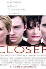 دانلود زیرنویس فیلم Closer 2004