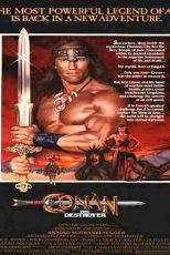 دانلود زیرنویس فیلم Conan the Destroyer 1984