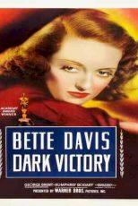 دانلود زیرنویس فیلم Dark Victory 1939