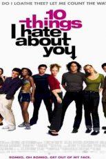دانلود زیرنویس فیلم ۱۰ Things I Hate About You 1999