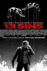 دانلود زیرنویس فیلم ۱۳ Sins 2014