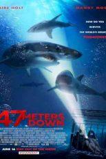 دانلود زیرنویس فیلم ۴۷ Meters Down 2017
