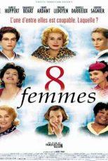 دانلود زیرنویس فیلم ۸ Women 2002
