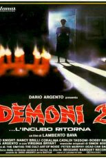 دانلود زیرنویس فیلم Demons 2 1986