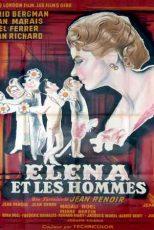 دانلود زیرنویس فیلم Elena and Her Men 1956