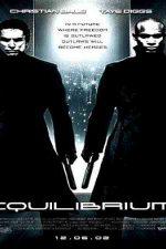 دانلود زیرنویس فیلم Equilibrium 2002