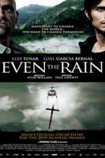 دانلود زیرنویس فیلم Even the Rain 2010