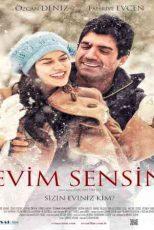 دانلود زیرنویس فیلم Evim Sensin 2012
