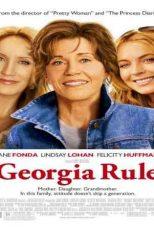 دانلود زیرنویس فیلم Georgia Rule 2007