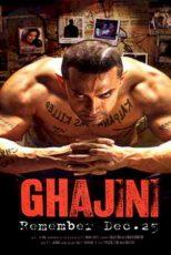 دانلود زیرنویس فیلم Ghajini 2008