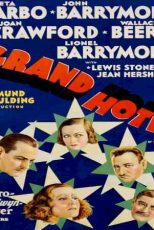 دانلود زیرنویس فیلم Grand Hotel 1932
