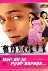 دانلود زیرنویس فیلم Har Dil Jo Pyar Karega… ۲۰۰۰