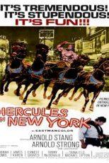 دانلود زیرنویس فیلم Hercules in New York 1969