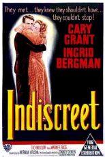 دانلود زیرنویس فیلم Indiscreet 1958