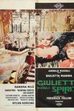دانلود زیرنویس فیلم Juliet of the Spirits 1965