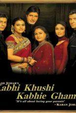 دانلود زیرنویس فیلم Kabhi Khushi Kabhie Gham… ۲۰۰۱