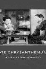 دانلود زیرنویس فیلم Late Chrysanthemums 1954