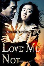 دانلود زیرنویس فیلم Love Me Not 2006