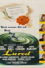 دانلود زیرنویس فیلم Lured 1947