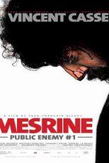 دانلود زیرنویس فیلم Mesrine: Public Enemy #1 2008
