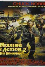 دانلود زیرنویس فیلم Missing in Action 2: The Beginning 1985