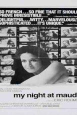 دانلود زیرنویس فیلم My Night at Maud's 1969