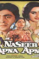 دانلود زیرنویس فیلم Naseeb Apna Apna 1986