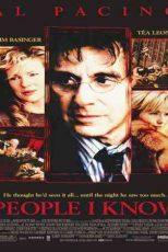دانلود زیرنویس فیلم People I Know 2002