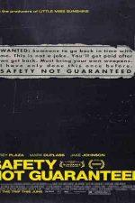 دانلود زیرنویس فیلم Safety Not Guaranteed 2012