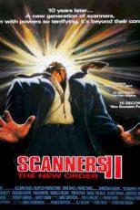 دانلود زیرنویس فیلم Scanners II: The New Order 1991