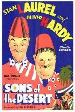 دانلود زیرنویس فیلم Sons of the Desert 1933