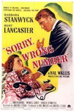دانلود زیرنویس فیلم Sorry, Wrong Number 1948