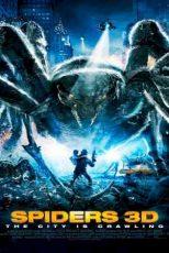 دانلود زیرنویس فیلم Spiders 3D 2013