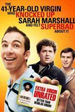 دانلود زیرنویس فیلم The 41 Year Old Virgin Who Knocked Up Sarah Marshall and Felt Superbad About It 2010