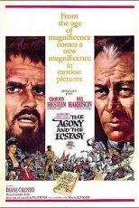 دانلود زیرنویس فیلم The Agony and the Ecstasy 1965
