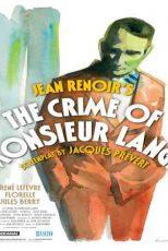 دانلود زیرنویس فیلم The Crime of Monsieur Lange 1936