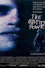 دانلود زیرنویس فیلم The First Power 1990