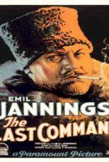 دانلود زیرنویس فیلم The Last Command 1928