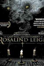دانلود زیرنویس فیلم The Last Will and Testament of Rosalind Leigh 2012