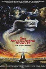 دانلود زیرنویس فیلم The NeverEnding Story II: The Next Chapter 1990
