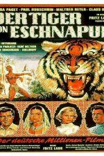 دانلود زیرنویس فیلم The Tiger of Eschnapur 1959