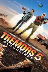 دانلود زیرنویس فیلم Tremors 5: Bloodlines 2015