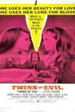 دانلود زیرنویس فیلم Twins of Evil 1971